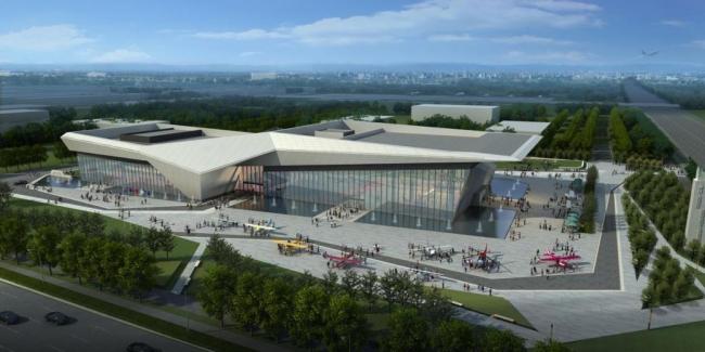 中国宏泰*石家庄国际航空工程中心